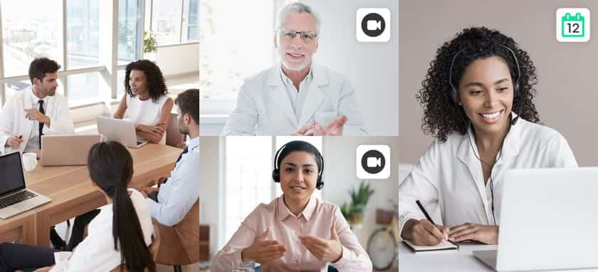The virtual future of in-person medical congresses